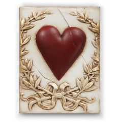 Sid Dickens Decorative Tiles - T271 Whole Heart
