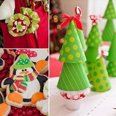 ideas para decoraciones navideñas