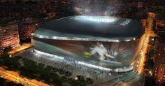 #GreenBuilding #Magazine - Nuovo #design per il #SantiagoBernabéu, simbolo della leggenda del #RealMadrid