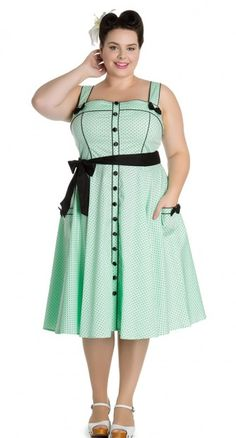 The Martie 50s Dress is the retro style your closet has been hoping for!