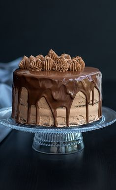 the best gourmet chocolate cakes from the best food bloggers on the web :-)
