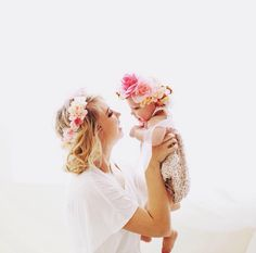 | mama and baby girl I - the most gorgeous picture I've ever seen!!