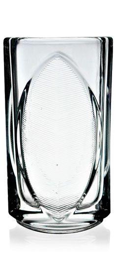 Rudolf Jurnikl - Lotos, 1970, Libochovice. Pattern number: 3425 Artist At Work, Czech Glass, Numbers, Tableware, Pattern, Dinnerware, Tablewares, Patterns, Dishes