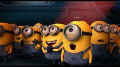 Koleksi Gambar Minion Keren Dan Lucu Cute Minions Wallpaper, Wallpaper Iphone Cute, Clock Wallpaper, Wallpaper Keren, Zootopia, Shrek, Pixar, Princesa Fiona, Despicable Me 2 Minions