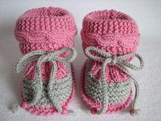 19 Besten Stricken Für Kinder Babyschuhe Stricken Bilder Auf