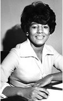 Vivian Malone Jones - First African American woman to enter and graduate from the University of Alabama.