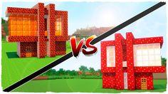 """Casa de SETAS vs casa de MAGMA - MINECRAFT - VER VÍDEO -> http://quehubocolombia.com/%f0%9f%91%89-casa-de-setas-vs-casa-de-magma-minecraft    ¡Casa de SETAS vs casa de MAGMA en Minecraft! TinenQa y yo competiremos por construir la mejor casa de bloques de seta roja y de magma en un tiempo limitado. ¿Quién ganará? Más episodios de """"Casa vs casa"""":  ►Canal de TinenQa: ======================================== Mis..."""