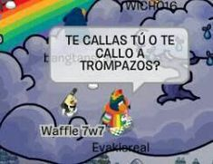 021 - Penguin Funny - Funny Penguin meme - - The post Capturas de Club Penguin. 021 appeared first on Gag Dad. Funny Mom Memes, Memes Funny Faces, Funny Laugh, Love Memes, Memes In Real Life, All The Things Meme, Text Memes, Dankest Memes, Club Penguin Memes
