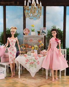 Fashion Doll Dioramas | Doll Diorama | Inside the Fashion Doll Studio