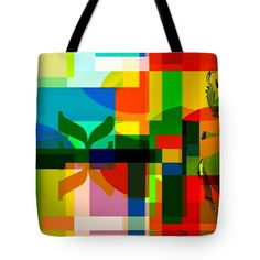 VIDA Statement Bag - CHASOFFART-PL47 by VIDA PnvwD