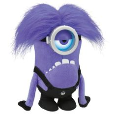 purple minion | Despicable Me 2 Purple Minion – Top Toy Store in UK & Ireland, Games ...