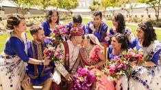 "This is ""Jamie & Rahul Same Day Edit Slow Songs, Cinema Wedding, Wedding Cinematography, Wedding Mandap, Bridesmaid Dresses, Wedding Dresses, Videography, Mood"