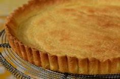 This Shortbread Crust has a buttery sweet flavor and a crisp texture. It is like a shortbread cookie only in tart form.  From Joyofbaking.com With Demo Video