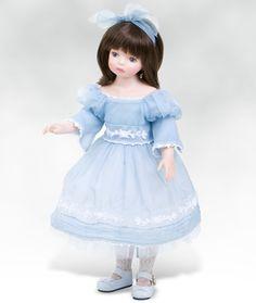 Muñecas de Porcelana - Alicia