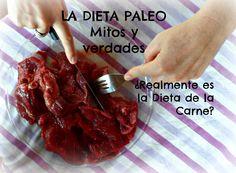 ¿La dieta de la carne? Mitos y verdades sobre la dieta paleo....