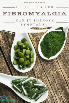 Can chlorella help with your fibromyalgia? Fibromyalgia Disability, Fibromyalgia Pain Relief, Natural Cures, Natural Healing, Holistic Approach To Health, Chocolate Slim, Natural Pain Relief, Candida Diet, Alternative Treatments