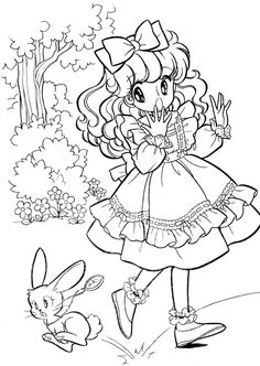 Vintage Japanese Coloring Book 7 | COLORING PAGES :) | Pinterest ...