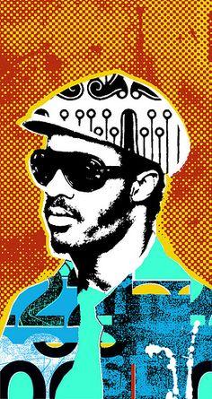 Stevie Wonder [benno247]