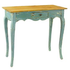 Antique Revival Maryanna Console Table