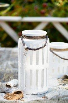 La Tortue Lantern white L
