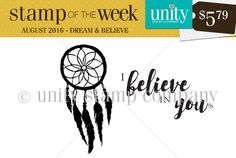 Dream & Believe Stam