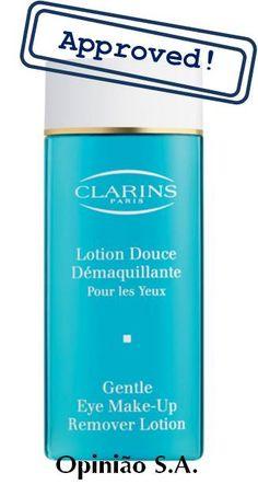 Clarins – Demaquilante para os olhos Lotion Douce