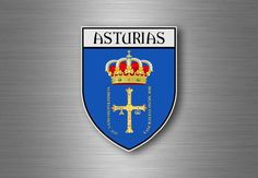 9 Asturias Ideas Coat Of Arms Asturias Asturias Spain