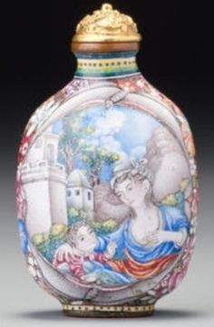 Bloch Collection Chinese snuff bottles bring HK$42 million