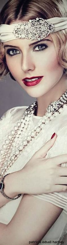 Glamour & Elegance - Gatsby Style | House of Beccaria~