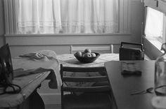 Robert Adams, Apples on the Kitchen Table, Astoria