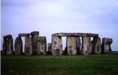 Stonehenge. I WILL see this!