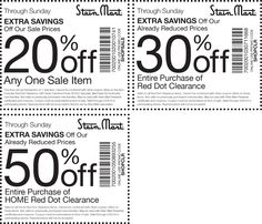 Stein Mart Coupon Promo Code From The Coupons App Off A Sale Item Clearance At Or Online Via SHOPSALE July