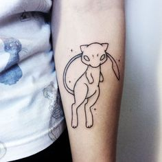 20+ Pokemon Tattoos For Fans Who Want To Catch Them All