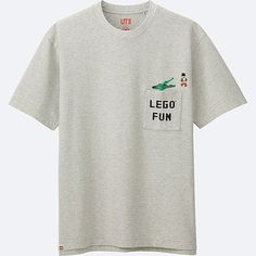 MEN LEGO® Short Sleeve Graphic T-Shirt