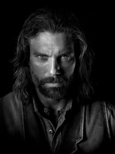 Anson Mount in Hell on Wheels -Wow.  I heart him and this show.