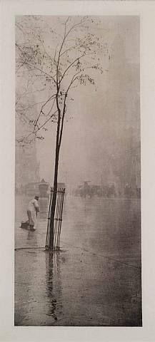 Spring Showers ~Alfred Stieglitz
