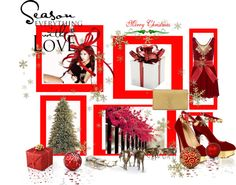 """""""SEASON EVERYTHING WITH LOVE"""" by rebeccacampion on Polyvore"""