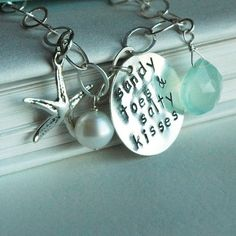 Prim Rose Hill Studio: ♥ Friday Flickr Inspirations: Hand-Stamped Jewelry ♥