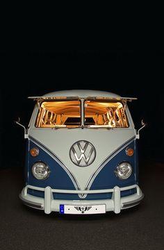 Love this #VW van! - LindsayVolkswagen.com #volkswagen