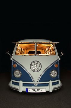 Sex, Drugs n Rack and Pinion - Volkswagen, Typ 2, Microbus, Camper