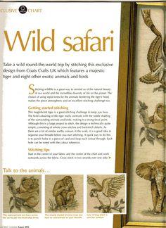 wild safari 1/7