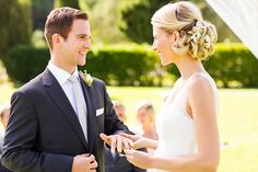 Before You Say I Do - Couple Exchanging Rings