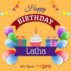 #Employee #HappyBirthday #BirthdayCard #TeamIndpro