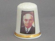 Finsbury Thimble - US President Harry S Truman