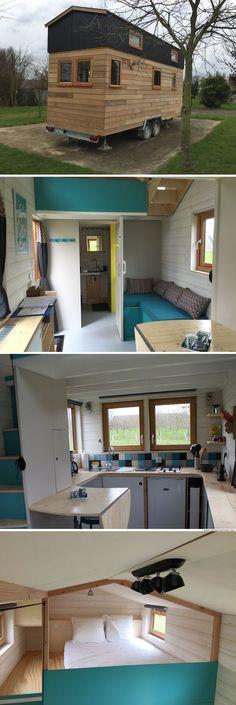 The Appalache tiny house