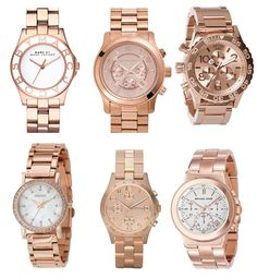 watches, top right. I love watches, let me think again. Jewelry Box, Jewelery, Jewelry Watches, Jewelry Accessories, Fashion Accessories, Fine Jewelry, Marc Jacobs Watch, Mode Jeans, Rose Gold Watches