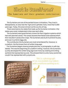 4th Grade Chapter 1 Ancient Civilizations