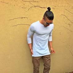 awesome 55 Newest Men's Top Knot Hairstyles - Be Out of the Ordinary