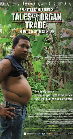 Tales from the Organ Trade (TV Movie 2013)