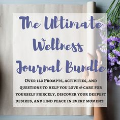 CLICK THE PIN TO GET over 120 writing prompts, activities, and journal questions to help you love & care for yourself fiercely, discover your deepest desires and passions, and find peace in every moment. Practice manifestation, self-love, self-care, and mindfulness while spending some quality time with yourself. Go to TheTruthPractice.com to read about inspiration, authenticity, happy living, manifestation, getting rid of fear, & intuition.